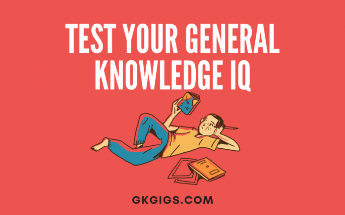 Gk For Quiz Online