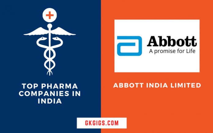 Top Pharmaceutical Companies In India