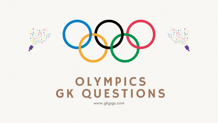 Olympic Gk Questions